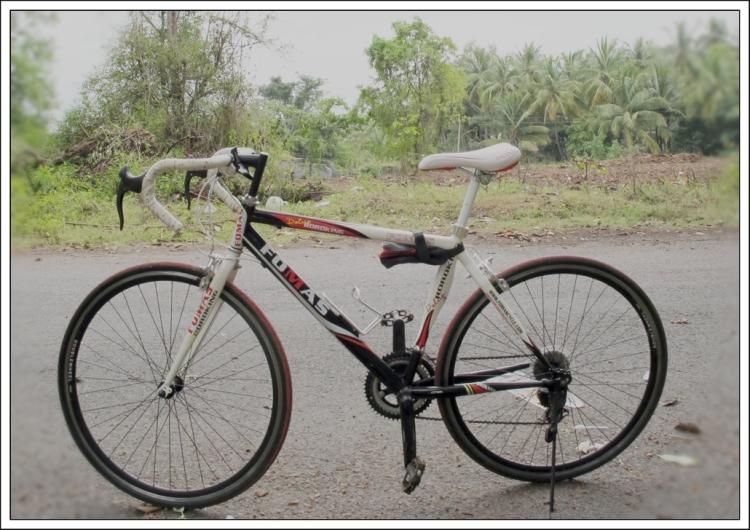 Fomas Roadking (Photo credit:Vardhan Patankar)