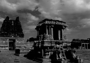 Vithalla temple at Hampi