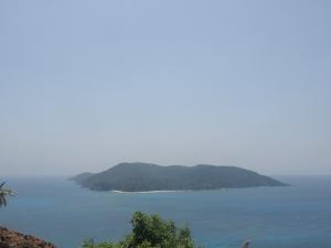 Scenic Cinque island