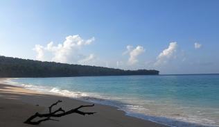 View of Jahaji beach